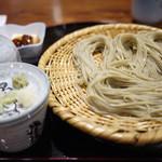 ぼっち - 十割蕎麦(小盛)~☆