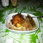 12496556 - お気に入り「卵の天ぷら」を丼ぶりにしてもらいました