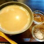 124962555 - 蔵茶のチベット風ミルクティー
