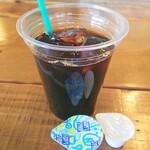 クルミ - アイスコーヒー(1)