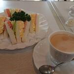 City Cafe - 料理写真: