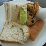 シャポーブラン - 1回目のパン
