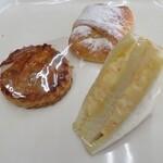 ちいさなパン畑 - 料理写真: