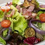 肉酒場Grill-Griller-Grillest - グリル野菜のサラダ