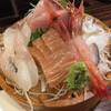 くろ屋 - 料理写真:刺身盛り合わせ