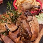バリバリ鶏 -