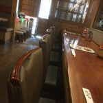 京の鳥どころ 八起庵 - カウンター席