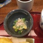 京の鳥どころ 八起庵 - 小鉢