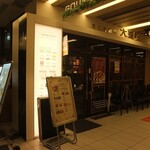 恵比寿餃子 大豊記 - ボルボショールームの上。
