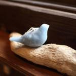 カフェクアラ - かわいい小鳥のキャンドル