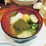 鳥の巣 - 湯豆腐