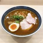 124982787 - ・あごそば(細麺) 930円