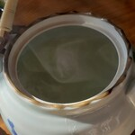 しのうち - 蕎麦湯
