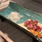 鉄板焼 たまゆら - 黒毛和牛ステーキ