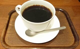 上島珈琲店 麻布十番店 - ネルドリップブレンドコーヒー(L) ¥460+税