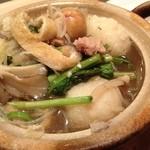 チラリ - だまこ鍋