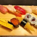 寿司割烹 おくの - メイン写真: