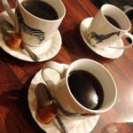 王様といちご - 【アメリカンコーヒー ¥300】
