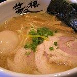 麺屋 茅根 - ラーメン