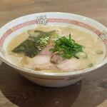 麺菜酒家らいち - 濃厚豚骨ラーメン