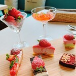 Brasserie Rinasce - ストロベリーフェア