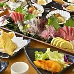 鎌倉 仕立屋 小町通り - 旬鯛とすだち鶏を楽しむコース
