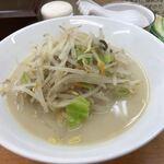 富白 - 鳥塩タンメン