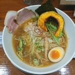 125008606 - 魚介らぁ麺