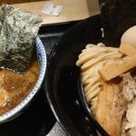125008752 - 味玉つけ麺♪