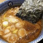 125008756 - 味玉つけ麺♪