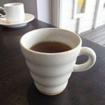てさくり 田園レストラン - 五穀茶