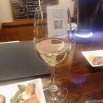ワインバー 壱 - シャトー酒折 白