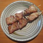 焼鳥いなかもん - 豚バラ 130円×2