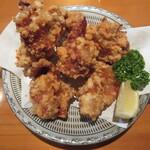 焼鳥いなかもん - 鶏の唐揚 500円