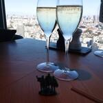 zakintansute-ki - 前説:スパークリングワイン