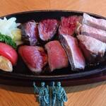 zakintansute-ki - ⑤サガリ、牛タン、豚肩ロース