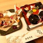 125022076 - 「焼き鯛付きお食い初め膳」3,500円(税抜)_2020年1月
