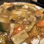 凛華 - 焼きそば細麺
