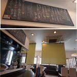Nippon食の森 あざれあ - 店内。Nippon食の森 あざれあ(愛知県岡崎市)食彩品館.jp撮影