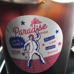 Paradise Lounge - アイスコーヒー