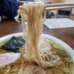 つばくら食堂 - 麺リフト
