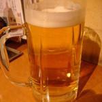 こむぎ - 生ビール