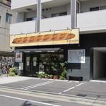 12503847 - 早良区西新の藤崎寄りにあるパン屋さんです。