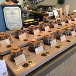 ロクメイコーヒー - 店舗内観①