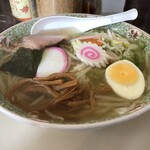 きよ竹食堂 - 料理写真:五目ラーメン