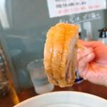 かじろうramen7 - 分厚い豚