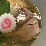 中華蕎麦 きつね - チャーシュー