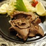 しんべ - 牛タン塩焼き