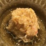 鮨 さかい - 噴火湾の毛蟹