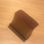 鮨 さかい - 芝海老とヤマト芋